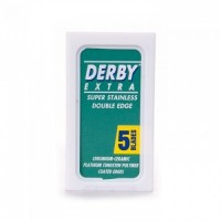 Derby Extra Double Edge Razor 5 Blades
