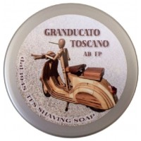 Granducato Toscana. Shaving Soap with Coconut and hemp oil and floral scents that are enriched with woody notes. Tcheon Fung Sing. 150ml