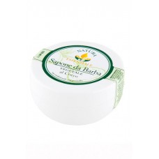 Shaving Soap with coconut oil and coconut scent La Saponeria Artigiana Cocco. 150ml