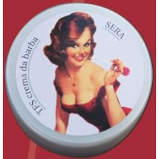 Tcheon Fung Sing Shaving Soap Le Barb-OSE' Pin ups SERA 75ml